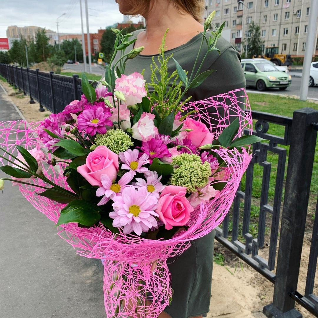 Доставка цветов п сургуту