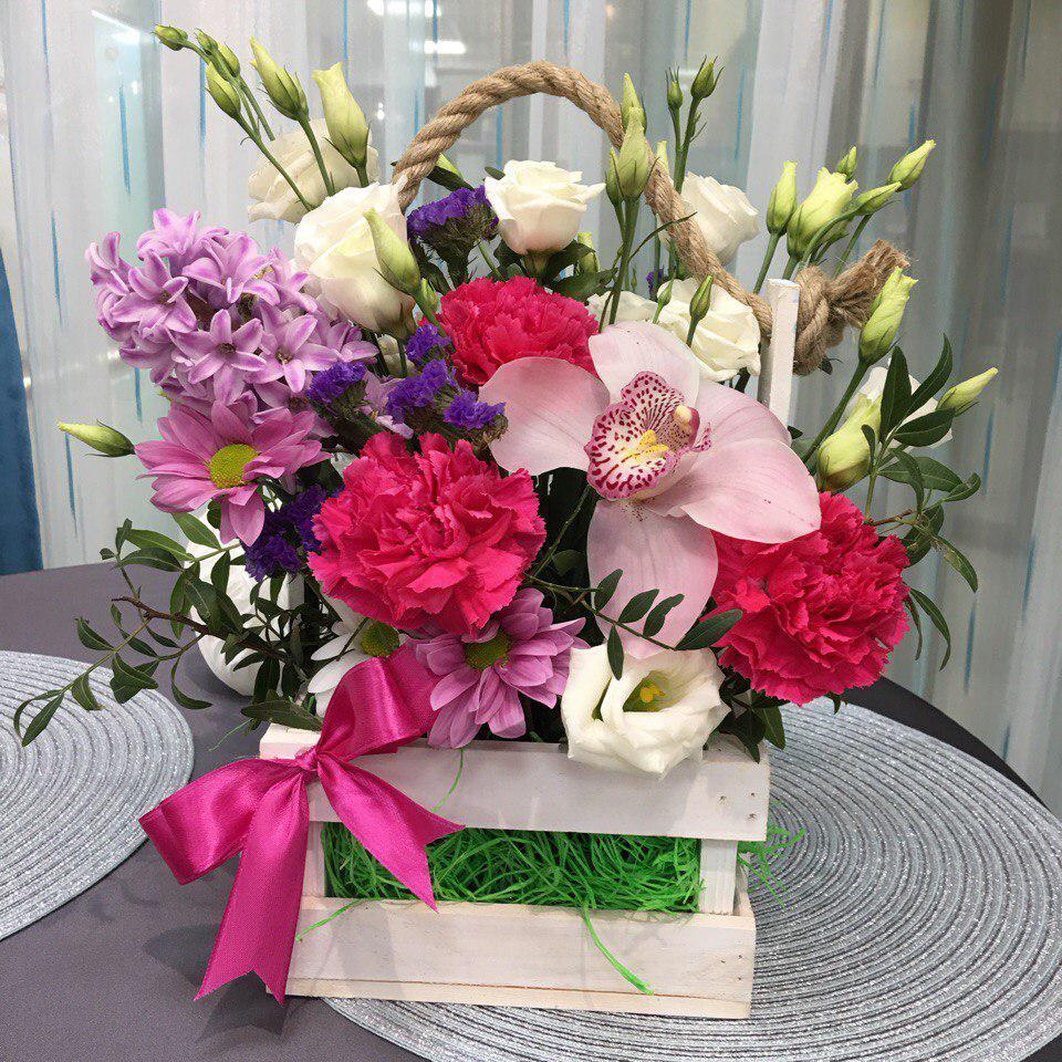 Цветов, доставка цветов композиции спб приморском районе