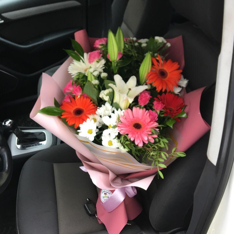 Заказ цветов оптом сургут