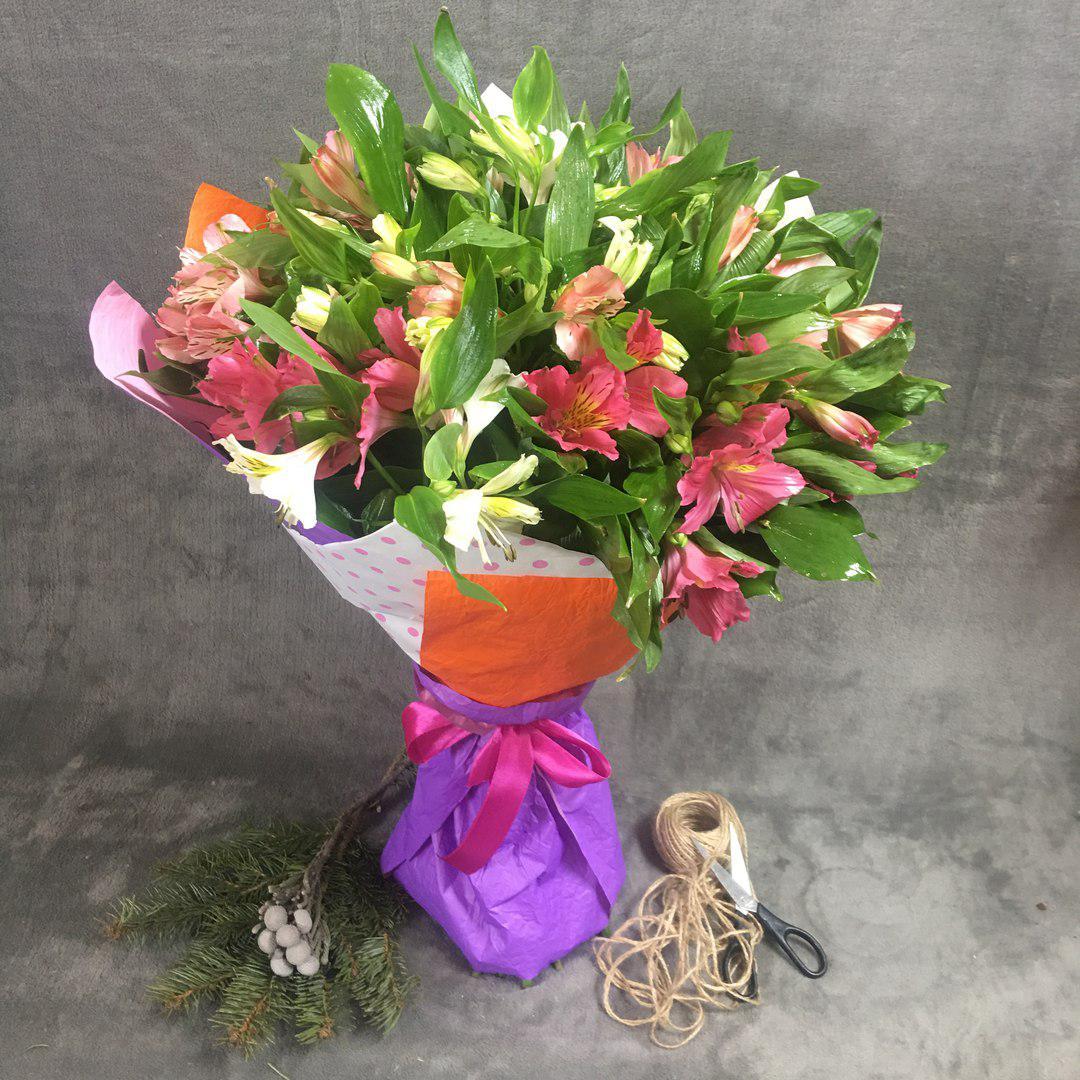 Стих про, букет цветов сургут доставка